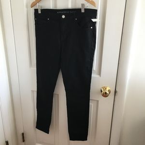 Articles of Society dark black skinny jeans 31 NWT